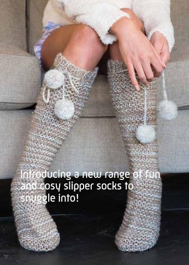 Jennifer Slipper Socks