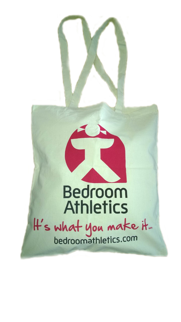 Bedroom Athletics Tote Bag